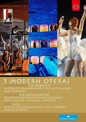 3 Modern Operas