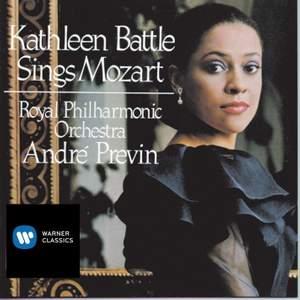 Kathleen Battle sings Mozart