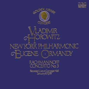 Rachmaninov: Piano Concerto No. 3 in D minor, Op. 30