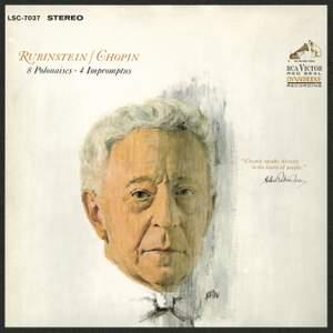 Chopin: 8 Polonaises & 4 Impromptus