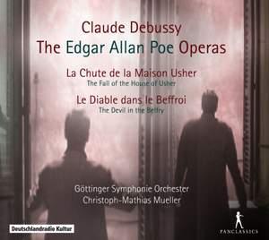Debussy: Edgar Allan Poe Operas