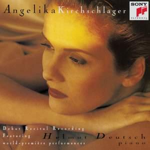 Korngold, Mahler & Alma Mahler: Lieder