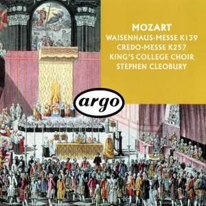 Mozart: Waisenhaus-Messe & Credo-Messe