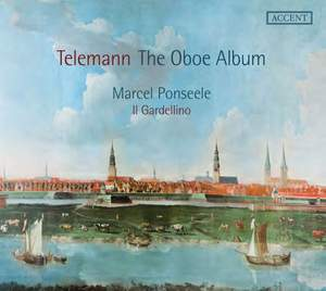 Telemann: The Oboe Album