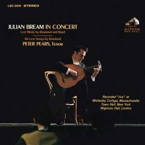 Julian Bream in Concert
