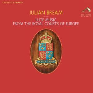 Lute Music from the Royal Courts of Europe