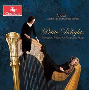 Petite Delights: Romantic Music for Flute & Harp