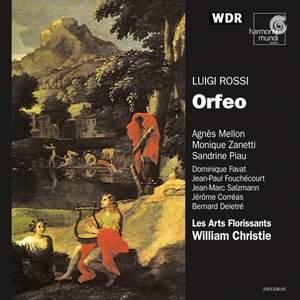 Rossi, Luigi: Orfeo