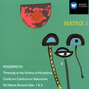 Penderecki: Threnody to the Victims of Horoshima & other works