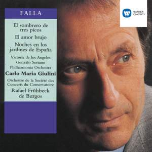 Falla: Vocal & Orchestral Works