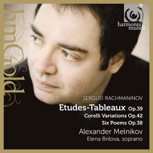 Rachmaninov: Etudes Tableaux & Songs