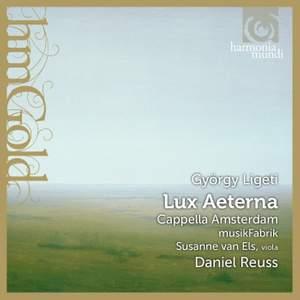 Ligeti: Lux Aeterna