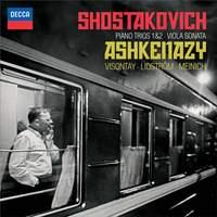 Shostakovich: Piano Trios Nos. 1 & 2 & Viola Sonata