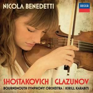 Nicola Benedetti plays Shostakovich & Glazunov Violin Concertos