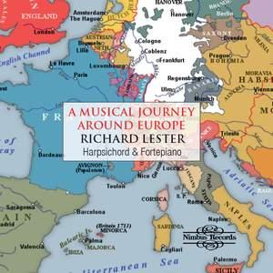 A Musical Journey Around Europe - Piano & Harpsichord