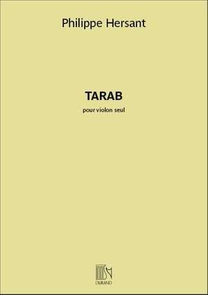 Philippe Hersant: Tarab