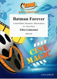Elliot Goldenthal: Batman Forever