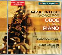 Coste: Works for Oboe & Piano