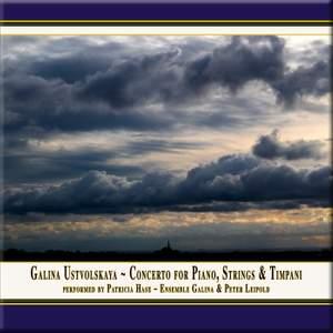 Ustvolskaya: Piano Concerto Product Image