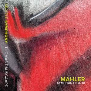 Mahler: Symphony No. 10 in F sharp major Product Image