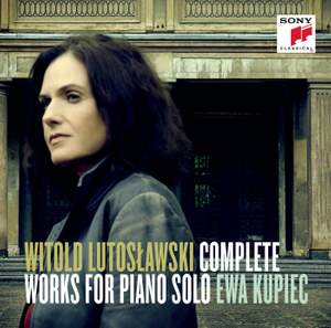 Lutoslawski: Complete works for piano solo