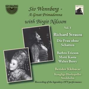 Siv Wennberg: A Great Primadonna