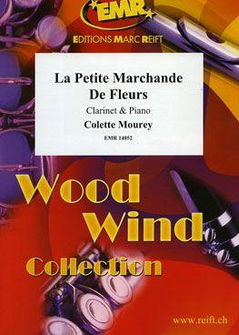 Colette Mourey: La Petite Marchande De Fleurs
