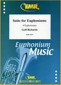 Goff Richards: Suite for Euphoniums