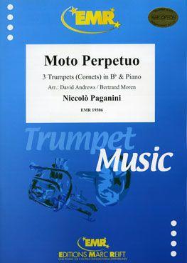 Niccolò Paganini: Moto Perpetuo