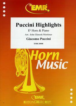 Giacomo Puccini: Puccini Highlights