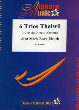 Joan-Maria Riera-Blanch: 6 Trios Thalwil
