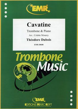 Théodore Dubois: Cavatine