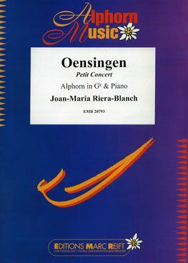 Joan-Maria Riera-Blanch: Oensingen