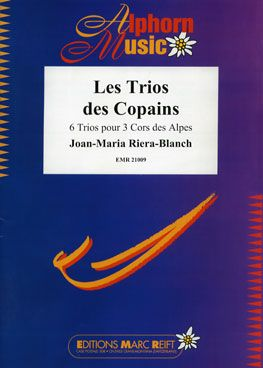 Joan-Maria Riera-Blanch: Les Trios des Copains