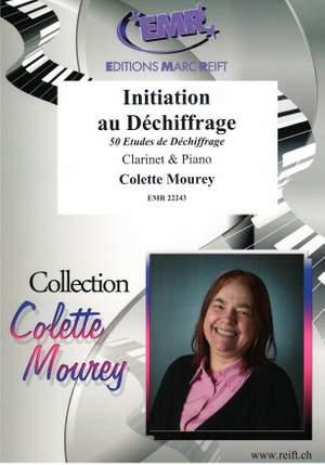 Colette Mourey: Initiation au Déchiffrage