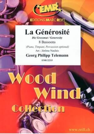 Georg Philipp Telemann: La Générosité
