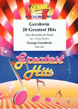 George Gershwin: Gershwin 20 Greatest Hits