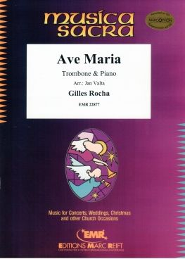 Gilles Rocha: Ave Maria
