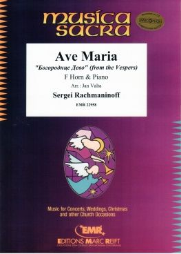 Sergei Rachmaninov: Ave Maria