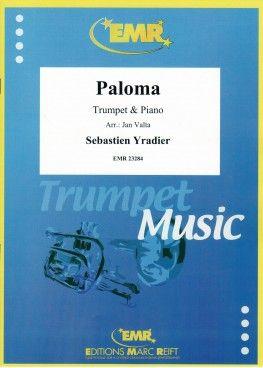 Sebastian Yradier: Paloma