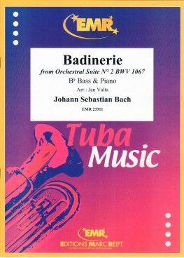 Johann Sebastian Bach: Badinerie