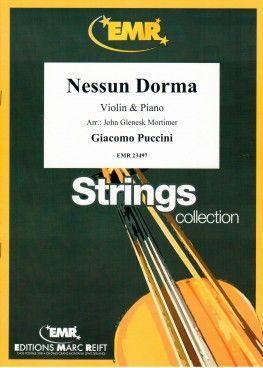 Giacomo Puccini: Nessun Dorma