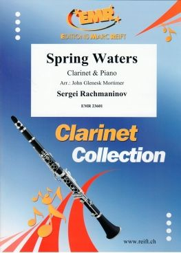 Sergei Rachmaninov: Spring Waters