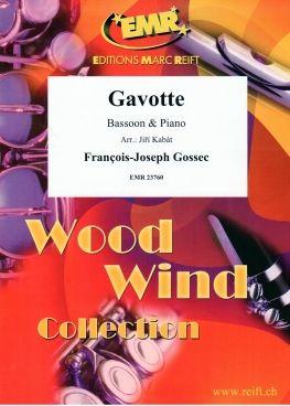 Francois-Joseph Gossec: Gavotte