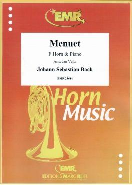 Johann Sebastian Bach: Menuet