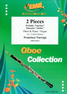 Francisco Tárrega: 2 Pieces