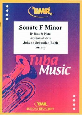 Johann Sebastian Bach: Sonate F Minor