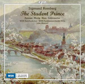 Romberg, S: The Student Prince Product Image