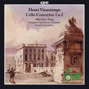 Vieuxtemps: Cello Concertos