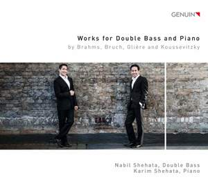 Works for Double Bass and Piano